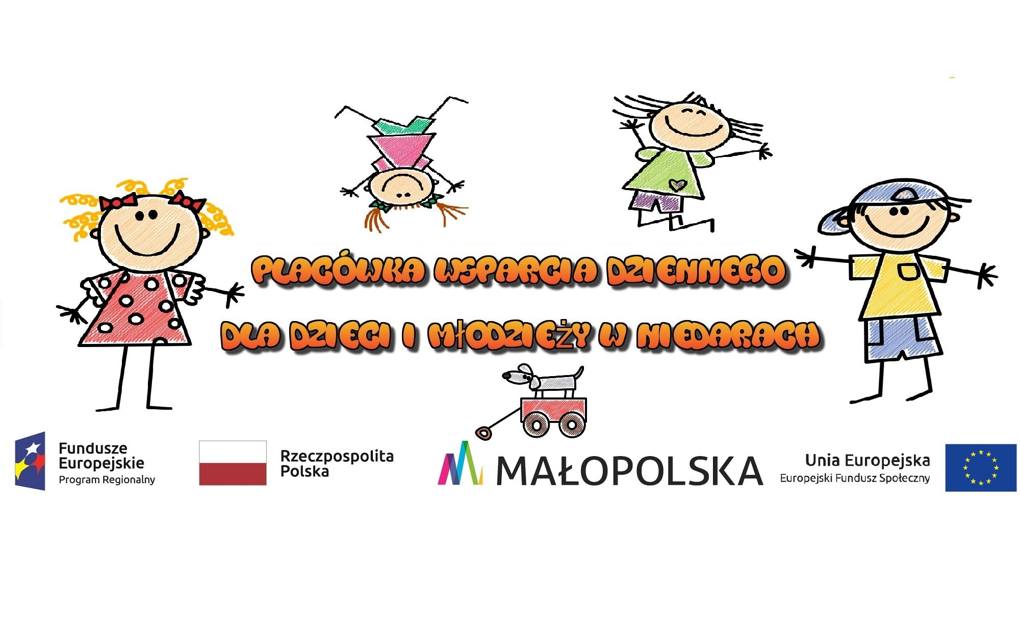 Placówka Wsparcia Dziennego dla dzieci i młodzieży w Niedarach